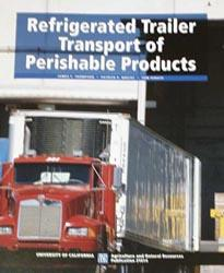 Refrigerated Trailer Transport of Chilled Perishable Produce