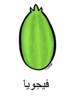 Feijoa Arabic