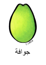 Guava Arabic