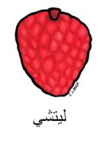 Lychee Arabic