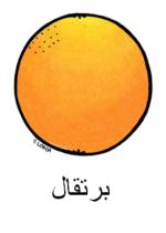 Orange Arabic