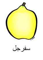 Quince Arabic