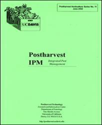 Postharvest Integrated Pest Management