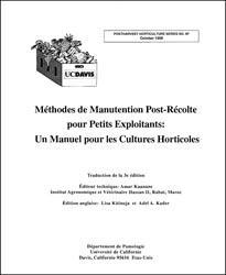 Manutention de Produits Horticoles pour le Petites Exploitants